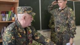 Полковник Медяник в КШ