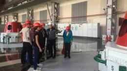 Карачаево-Черкесский Филиал РусГидро организовал экскурсию для школьников