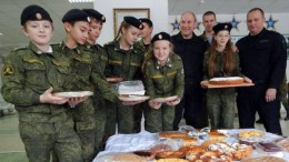 18 Солдатский пирог накануне Дня Матери 4