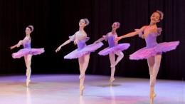 балерины Эйфман