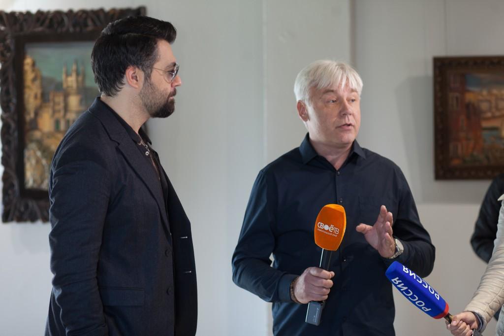 чумаков интервью