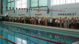 25 марта прошли соревнования по плаванию в честь Дня воды