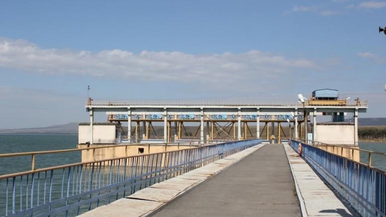 Заполнение кубанского водохр.
