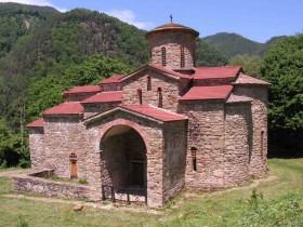 Нижний Архыз. Церковь Николая Чудотворца