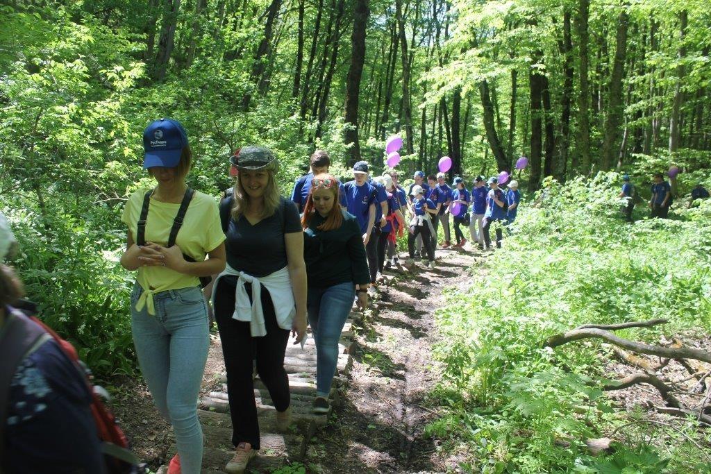 По экологической тропе могут гулять даже неподготовленные туристы