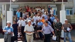 Кадетка.Августовская педконференция в КШ 23.08.2018 1