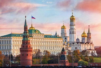 Москва.Кремль
